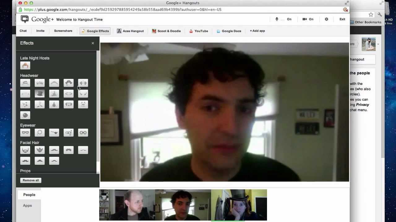 How-To: Make Google Hangouts Your New Meeting Room