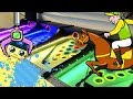 'Roll-a-Ball' Horse Race Game Arcade Challenge Wins!