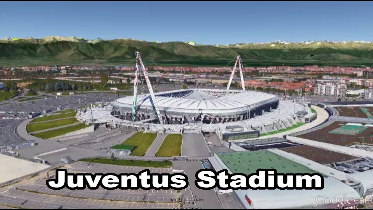 juventus stadium turin pi mont italie youtube. Black Bedroom Furniture Sets. Home Design Ideas