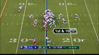 Matt Waldman's RSP NFL Lens RB Bilal Powell (Jets): Cutbacks