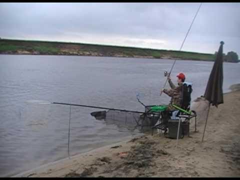 Рыбалка на Оке. Июнь 2016 года.