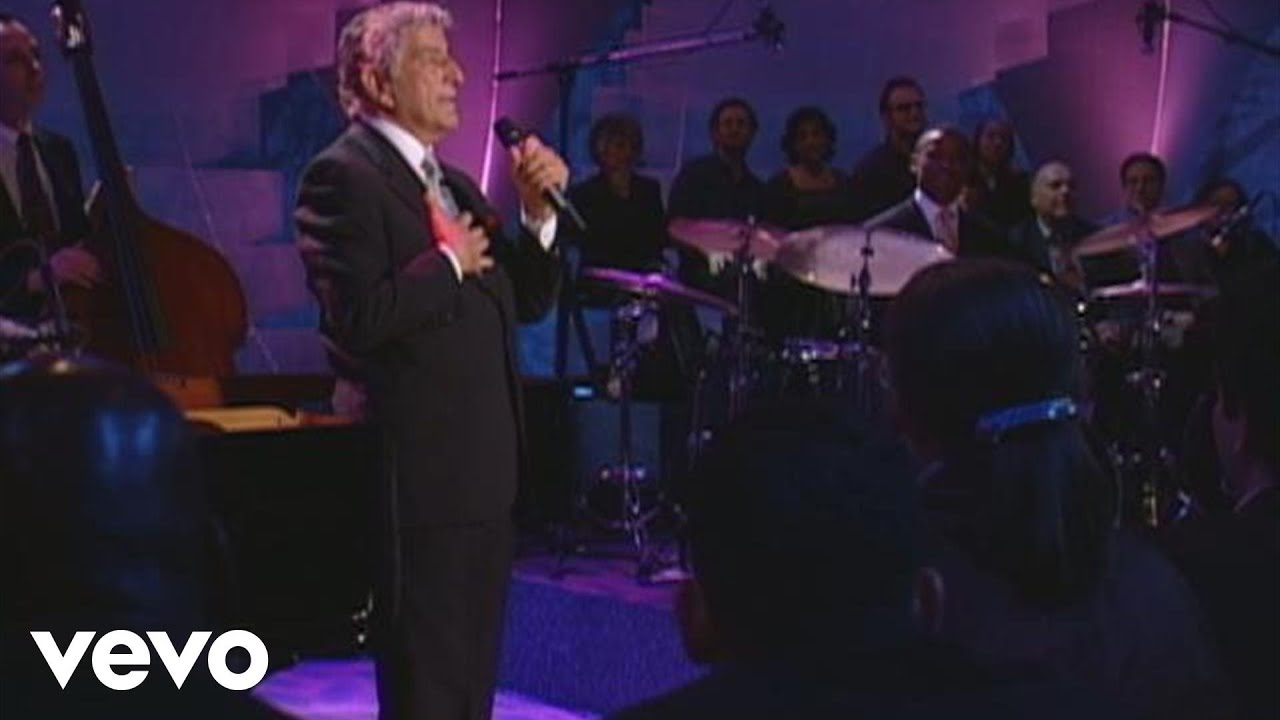 Tony Bennett - It Was Me (from Live By Request - An All-Star Tribute)