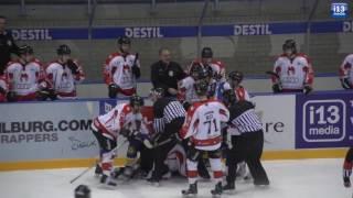 Samenvatting van de wedstrijd Destil trappers vs. Duisburg 29 januari 2017