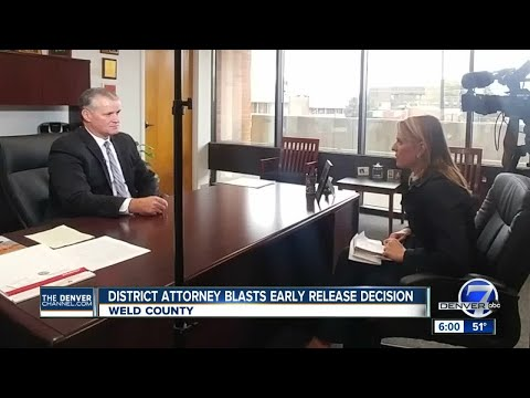 Weld County district attorney slams granting of parole for man convicted of attempted murder