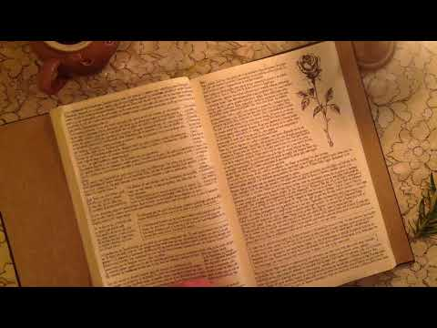 34. New pages in my book of shadows