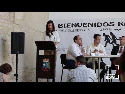 VÍDEO: Lucena Acoge celebró distintos actos con motivo del Día Mundial del Refugiado