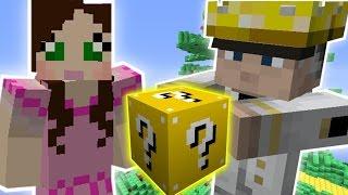 Minecraft: LUCKY BLOCK SCAVENGER HUNT GAME - Custom Mod Challenge [S8E13]