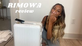 RIMOWA ESSENTIAL CABIN REVIEW