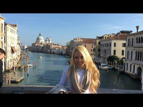 VENICE Travel Vlog   Tourism - Shopping & more   Part 1