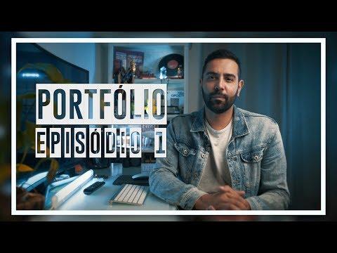 Portfólio - 1º Episódio