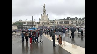 Heart of Portugal in 12 Days: Fátima in the Rain
