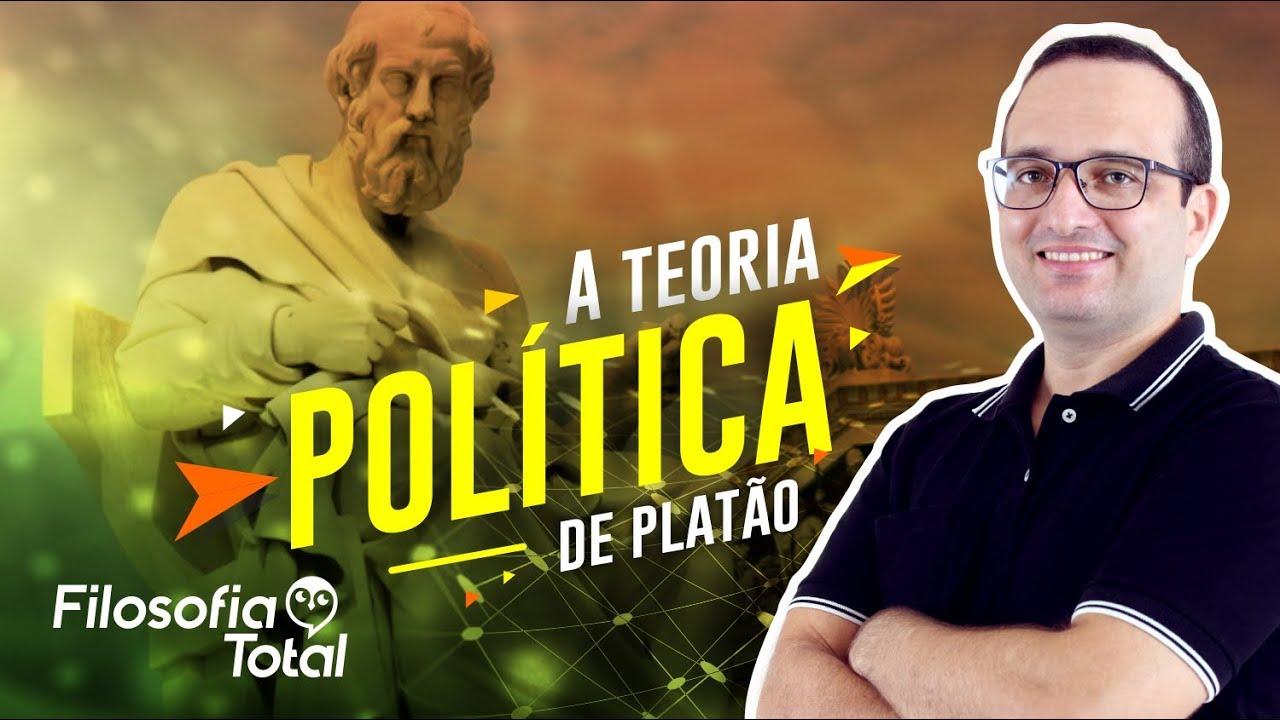 Ideias De Platão ~ A teoria política de Plat u00e3o Prof Anderson YouTube
