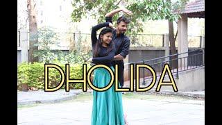 Dholida | Dance Choreography | Loveyatri | Bollywood dance | Sakshi Raisurana