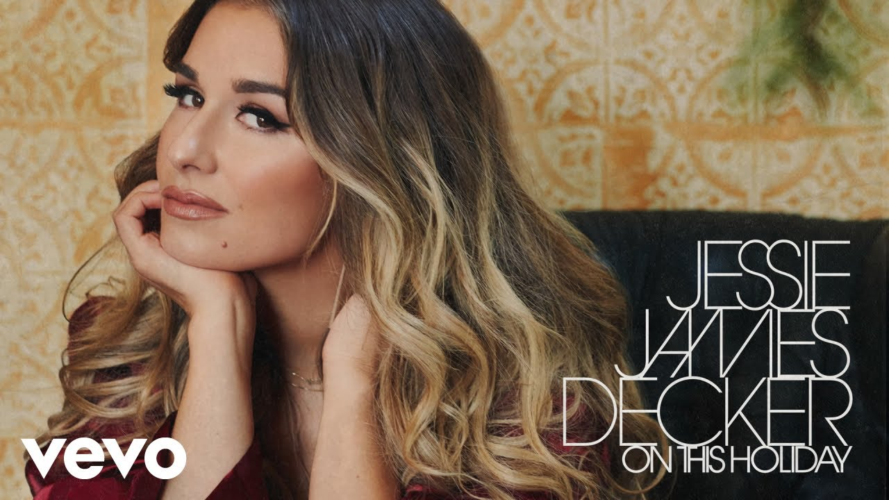 Jessie James Decker - Christmas In Cabo (Audio) - YouTube