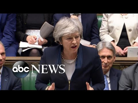 Potential fallout after Theresa May's crushing defeat on Brexit thumbnail