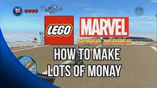 VIDEO: How to Unlock Deadpool - LEGO Marvel Super Heroes