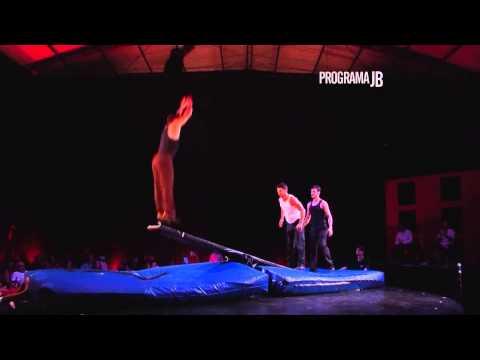 Rudá - Cabaret de Variedades - Parte 2 | Programa JB