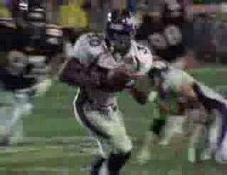 Terrell Davis Highlights