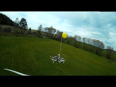 Hunting an intruder drone with autonomous UAV