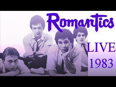 The Romantics: Live in Los Angeles 1983