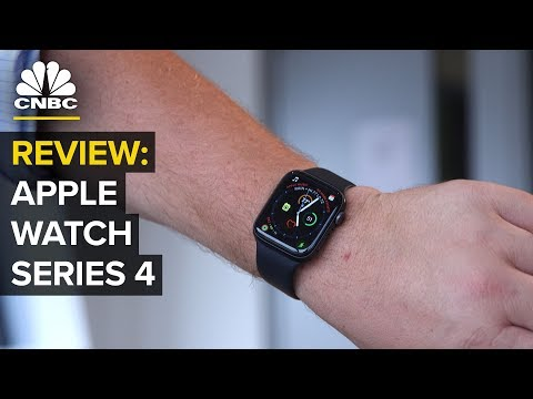 Apple Watch Series 4 Reviewed