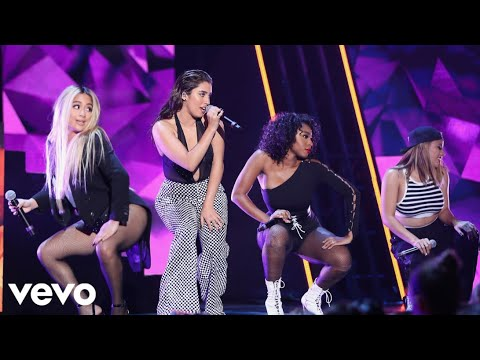 Fifth Harmony - Down [Spanish] (Live at the Kids Choice Awards Mexico 2017)