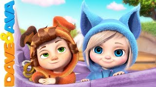 🍫 Nursery Rhymes & Kids Songs | Dave and Ava 🍫