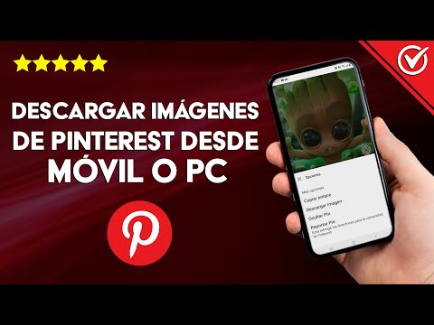 Cómo Descargar Imágenes de Pinterest Desde el Móvil o PC y Guardarlas Fácilmente