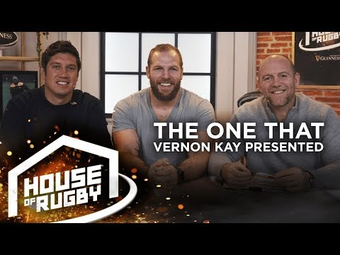 Vernon Kay, James Haskell & Mike Tindall: Players vs Media & Christian Wade to NFL | House of Rugby