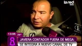 Javiera Contador fuera de Mega: Se integra a nueva canal de TV