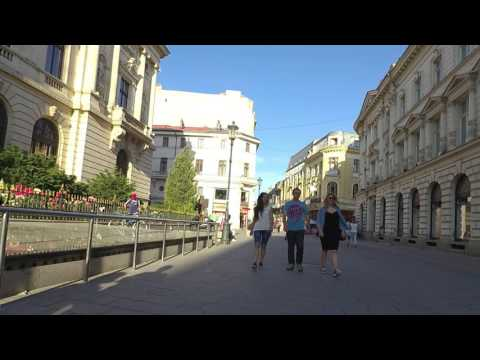 Study trip to Bucharest, Romania
