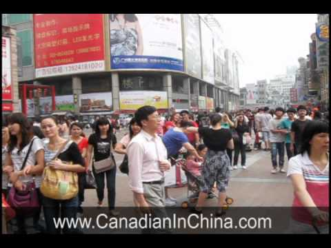 Canada Importing Exporting China Consumer Culture Guangzhou 2011 Calgary Marketing David Howse