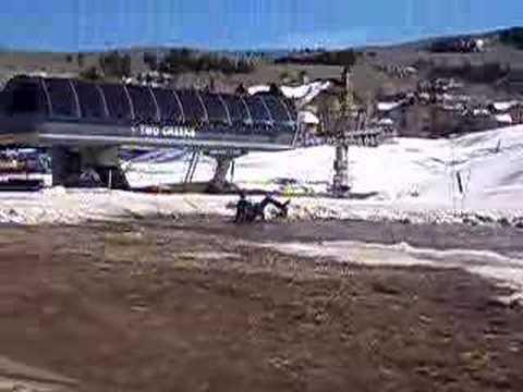 Erik Waechter Water Snow Skiing