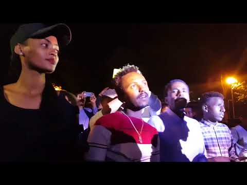 Eddy Kenzo Live at Habesha Music Fest in Addis Ababa Ethiopia 2018