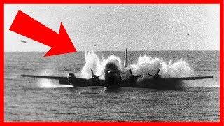 Kocaman Uçaklar Suya 4 Kez Başarıyla İniş Yaptı