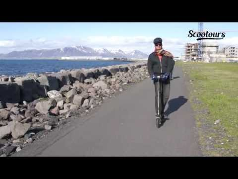 Scootours Iceland