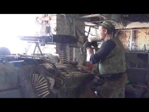 Бой в Донецком