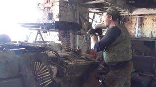 Бой в Донецком аэропорту ведет батальон