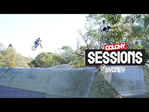 We spent 6 days in Sydney mainly for the Vans BMX Pro Cup but we caught a few sessions outside of that which we filmed a few fun clips for this video along ...