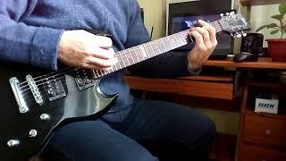 Баста - Выпускной (Guitar