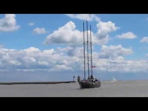 The Challenger - Harbour Fest Port Stanley 2013