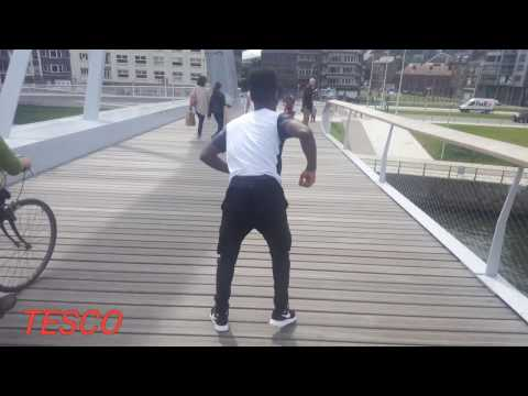 @KINGS TESCO  DANCE BY Black M - Je suis chez moi (Clip officiel)