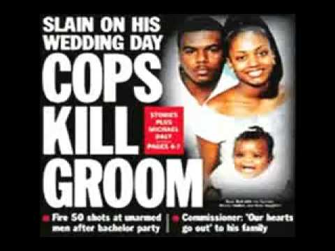 Sean Bell brutally murdered by NYPD