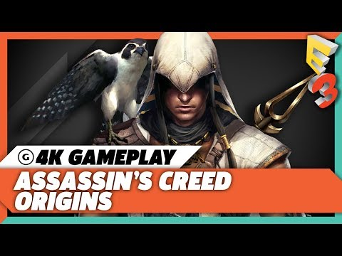 Assassin's Creed Origins Official 4K...