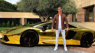 Cristiano Ronaldo's Car Collection ★ 2018