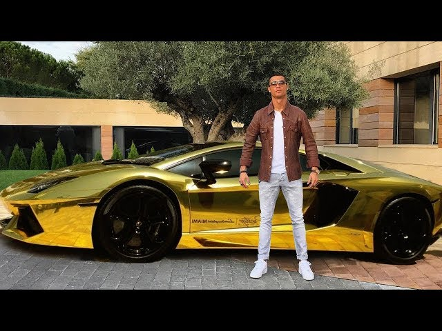 Cristiano Ronaldo Cars 8211 Such A Luxury Collection That You