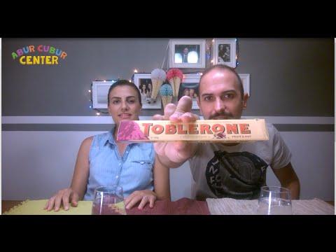 Abur Cubur Center || Toblerone || #0023