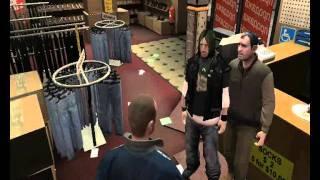 GTA 4 клип: АК 47 - Ты олень тупой