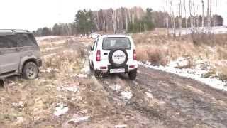 Suzuki Grand Vitara Тест-драйв