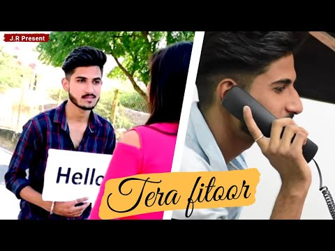 Tera fitoor -Genius | Heart Touching love story | Romantic songs 2019 | Jr production